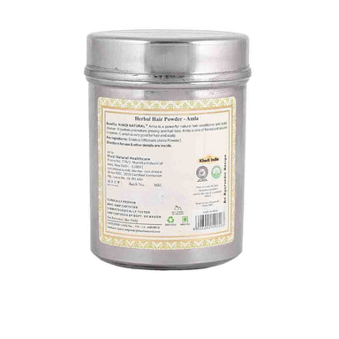Khadi Natural Herbal Hair Powder with Amla -2