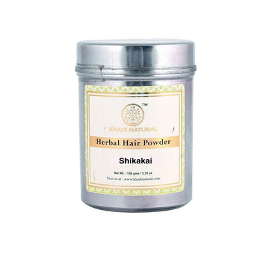 Khadi Natural Herbal Hair Powder with Shikakai