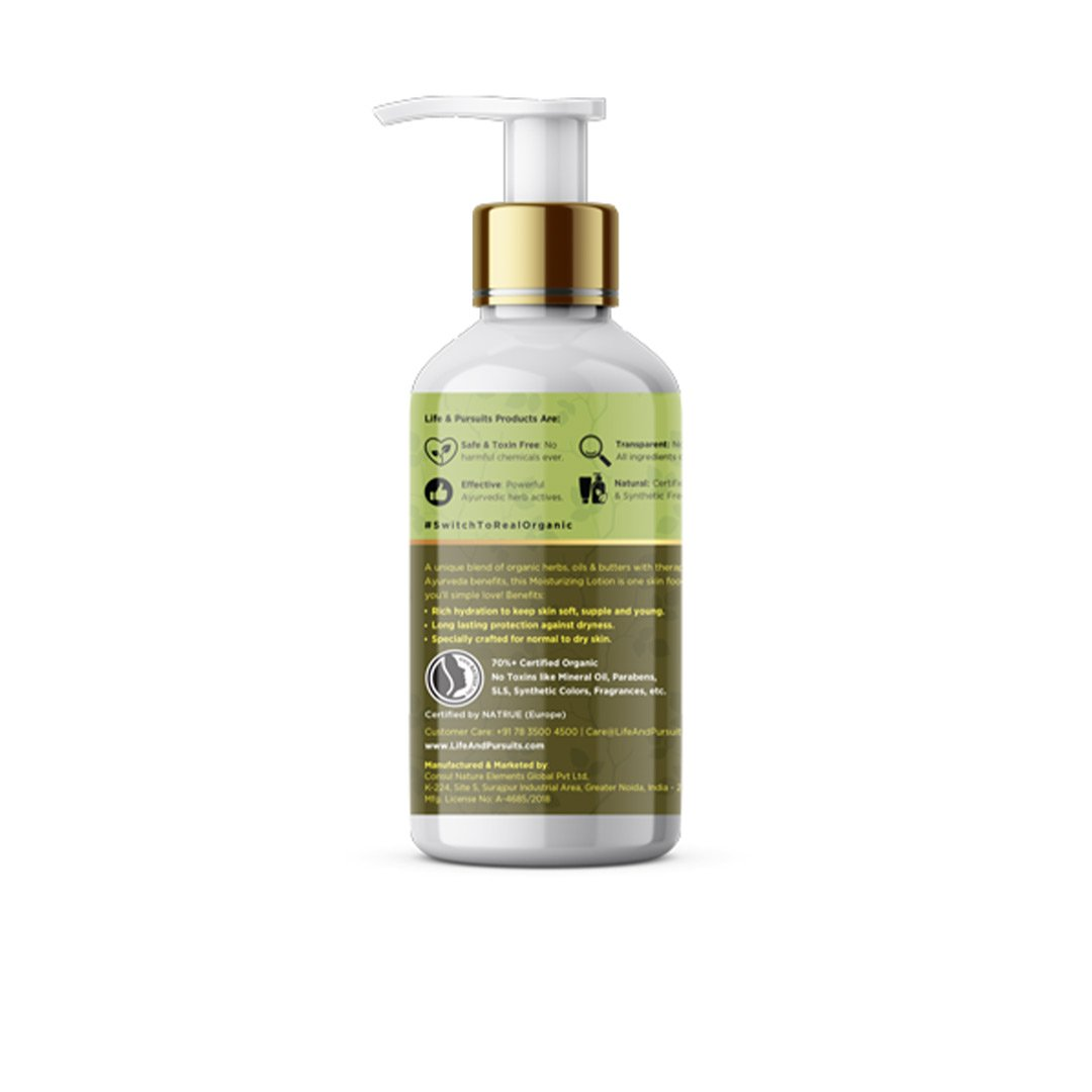 Life and Pursuits Organic Gentle Body Wash -2
