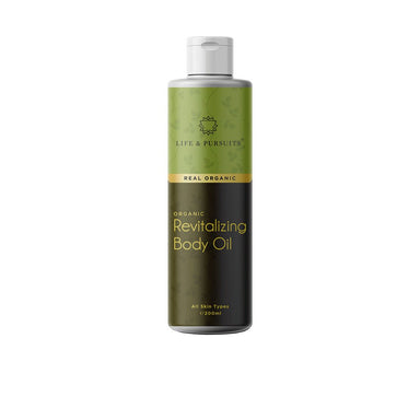 Life and Pursuits Organic Revitalizing Body Oil -1