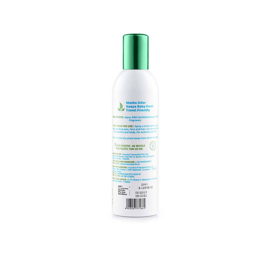 Mamaearth Body Mist for Babies, Tropical Garden -4