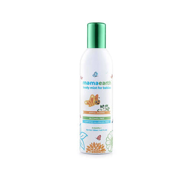 Mamaearth Body Mist for Babies with Joyful Jasmine -1