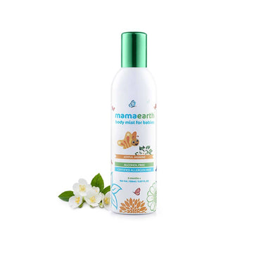 Mamaearth Body Mist for Babies with Joyful Jasmine -2