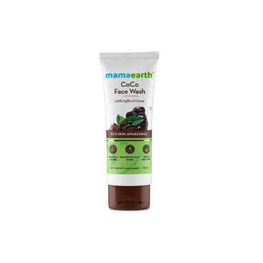 Vanity Wagon | Buy Mamaearth Coco Face Wash With Coffee & Cocoa