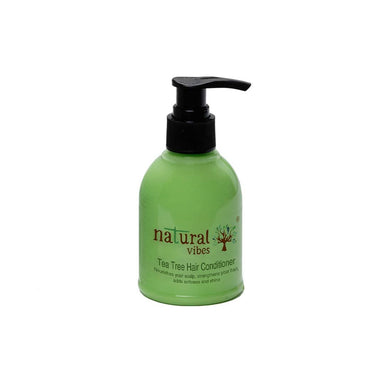 Natural Vibes Ayurvedic Tea Tree Hair Conditioner -1