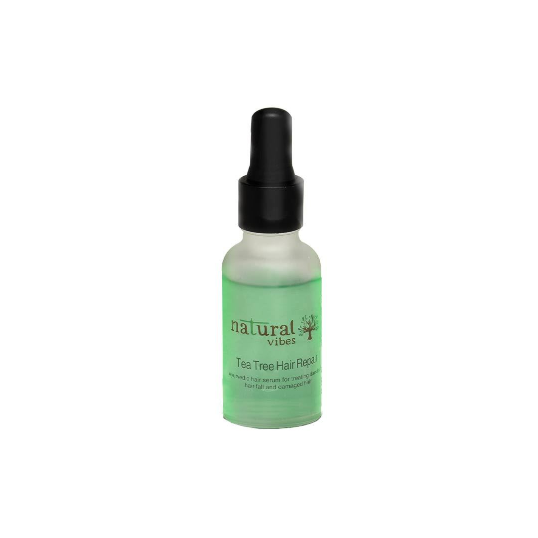 Natural Vibes Ayurvedic Tea Tree Hair Repair Serum -1