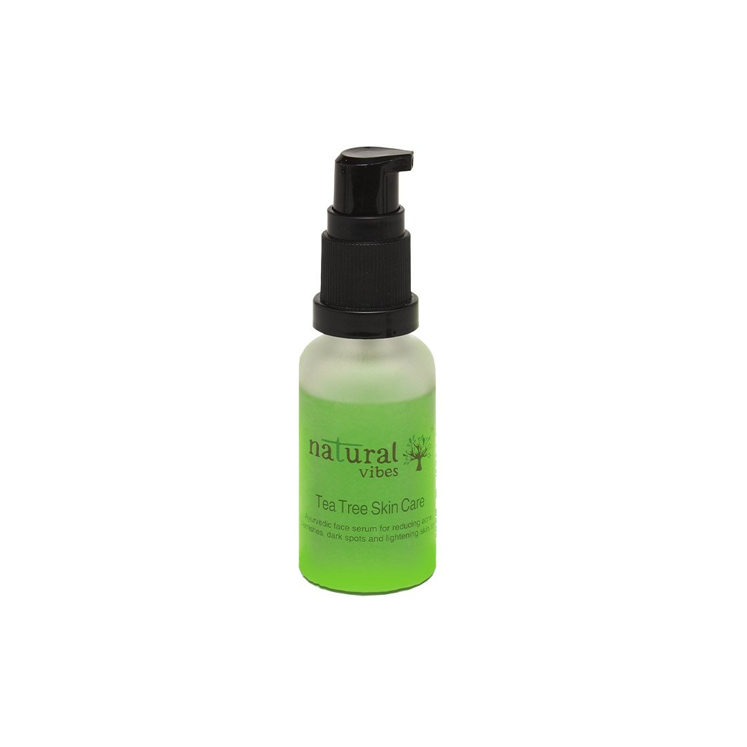 Natural Vibes Ayurvedic Tea Tree Skin Repair Serum -1