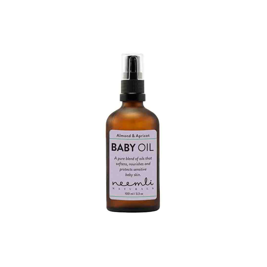 Neemli Naturals Almond and Apricot Baby Oil