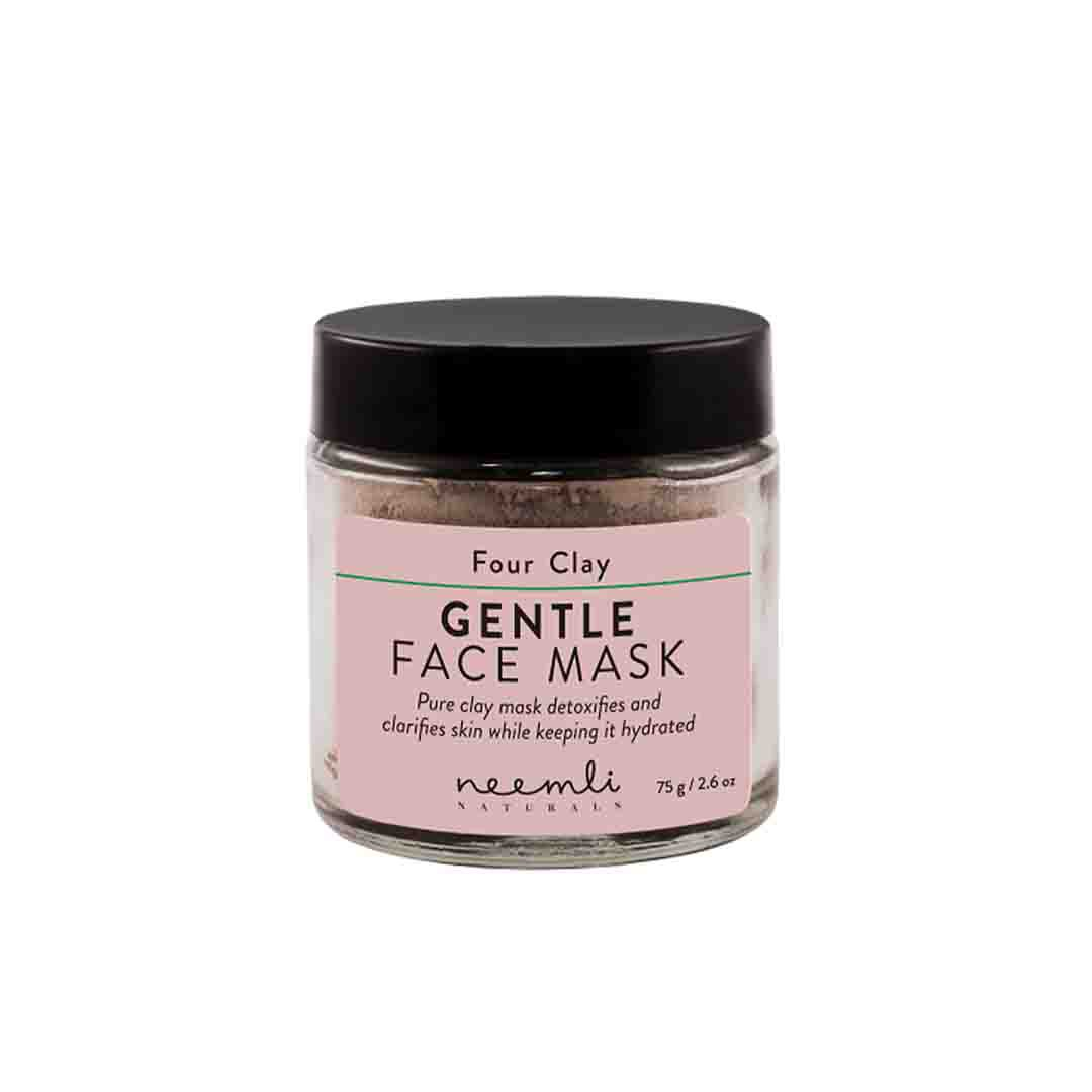 Neemli Naturals Four Clay Gentle Face Mask
