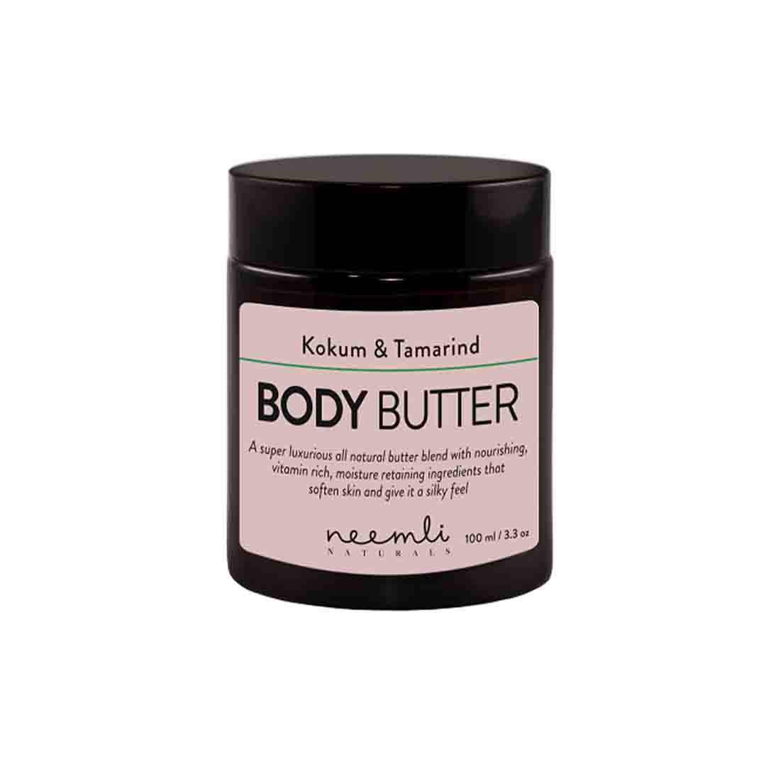 Neemli Naturals Kokum and Tamarind Body Butter