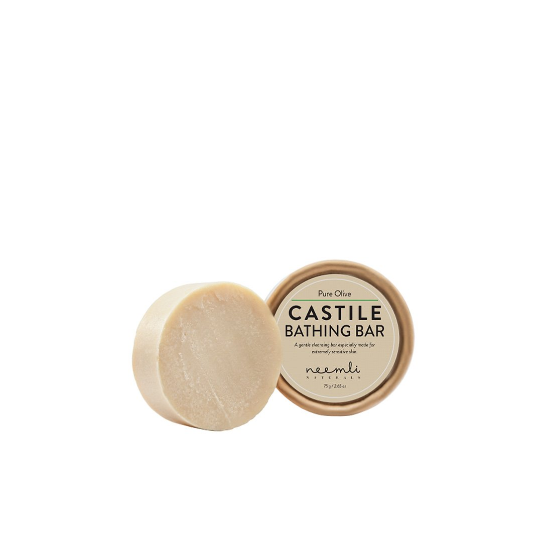 Neemli Naturals Pure Olive Castile Bathing Bar