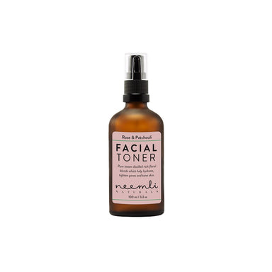 Neemli Naturals Rose and Patchouli Pore Tightening Facial Toner