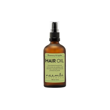Neemli Naturals Rosemary and Jojoba Hair Oil