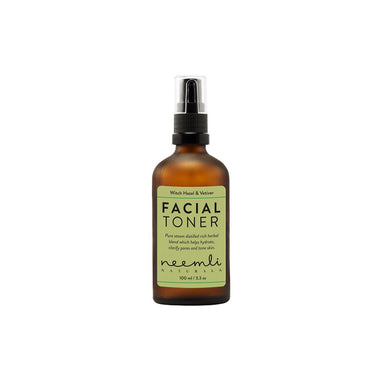 Neemli Naturals Witch Hazel and Vetiver Pore Refining Facial Toner