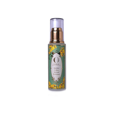 Ohria Ayurveda Amaltas and Khus Natural Deodorant -1