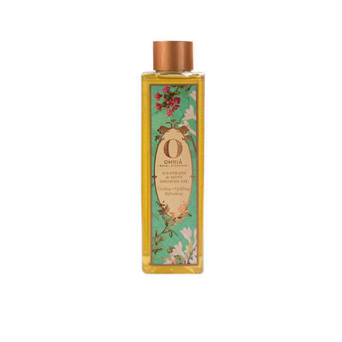 Ohria Ayurveda Raatrani and Mint Shower Oil -1