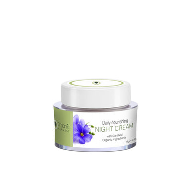 Organic Harvest Daily Nourishing Night Cream with Olive Oil 15gm