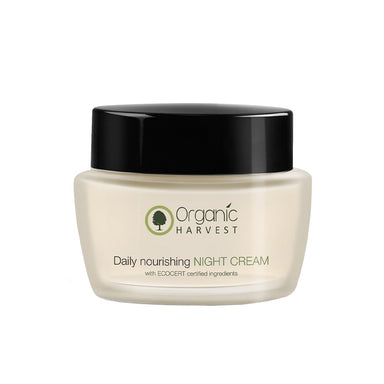 Organic Harvest Daily Nourishing Night Cream with Olive Oil 50gm