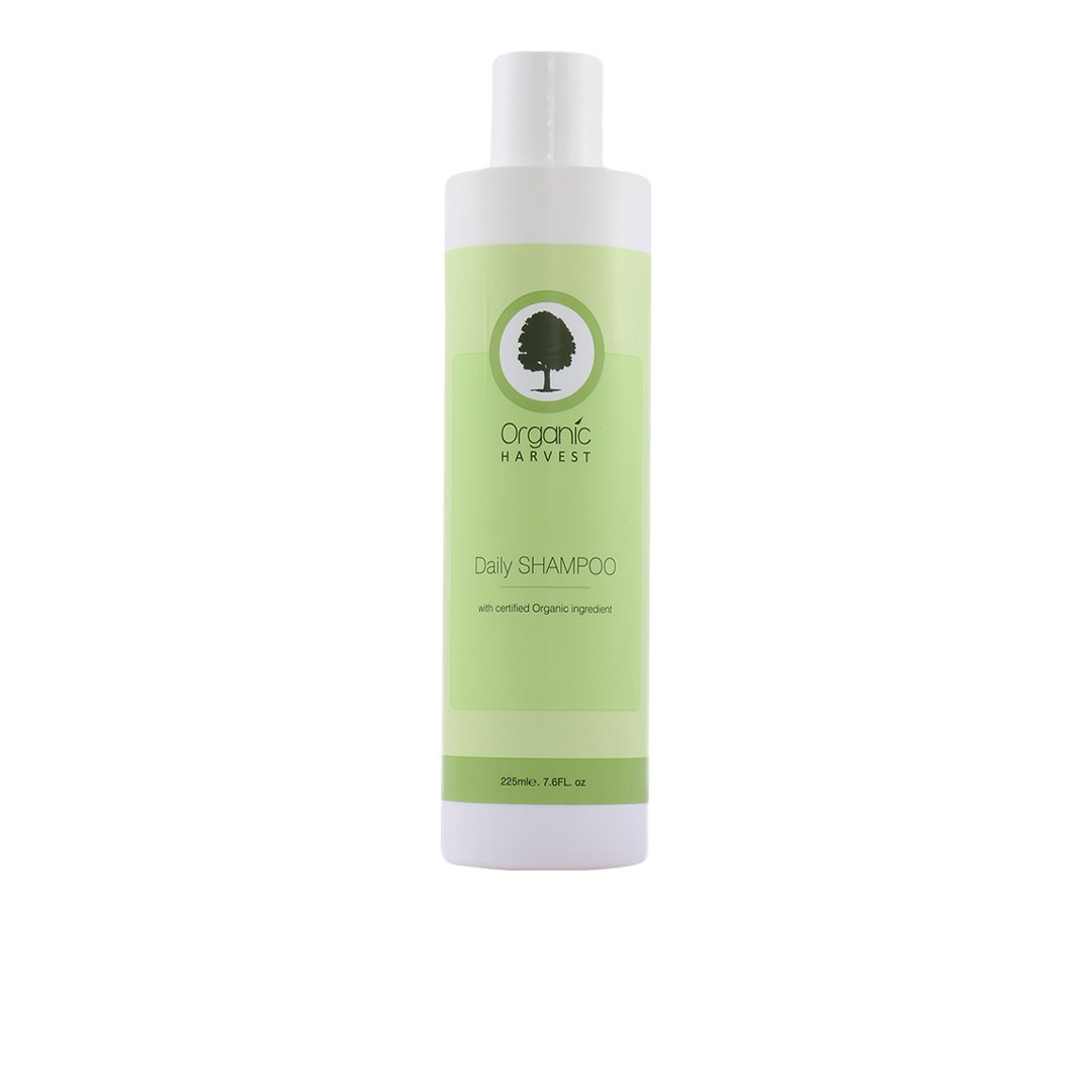 Organic Harvest Daily Shampoo for Damage Repair 225ml