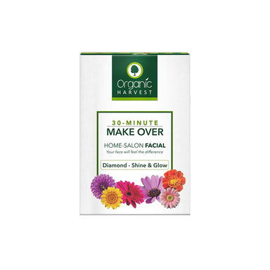 Organic Harvest Dimond Facial Kit for Shine and Glow
