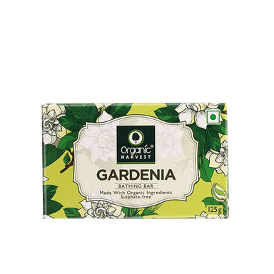 Organic Harvest Gardenia Bathing Soap Bar