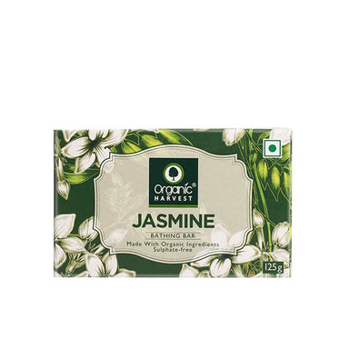 Organic Harvest Jasmine Bathing Bar Soap