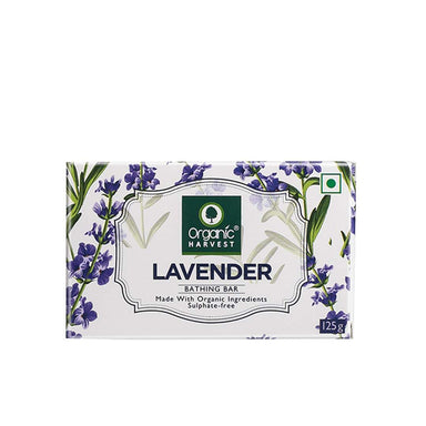 Organic Harvest Lavender Bathing Bar Soap