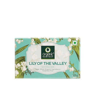 Organic Harvest Lily Of The Valley Bathing Bar Soap