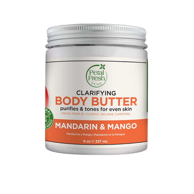 Vanity Wagon | Buy Petal Fresh Clarifying Mandarin and Mango Body Butter