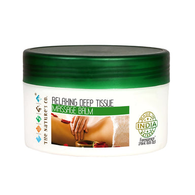 Vanity Wagon | Buy The Nature's Co. Relaxing Deep Tissue Massage Balm