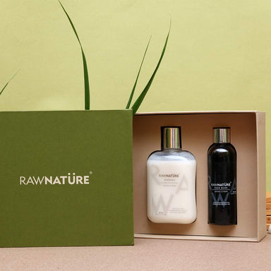 Vanity Wagon | Buy Raw NatureDaily Protect Skin & Hair Gift Set