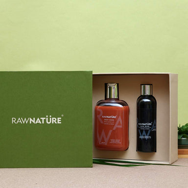 Vanity Wagon | Buy Raw NatureNourishing Deep Cleanse Gift Set