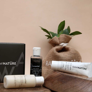 Vanity Wagon | Buy Raw NatureTrial Kit, Radiance Pack