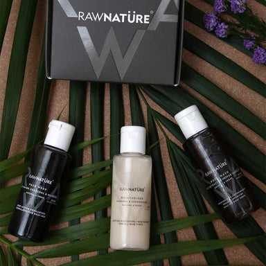 Vanity Wagon | Buy Raw NatureTrial Kit, Reviving Bath Essentials