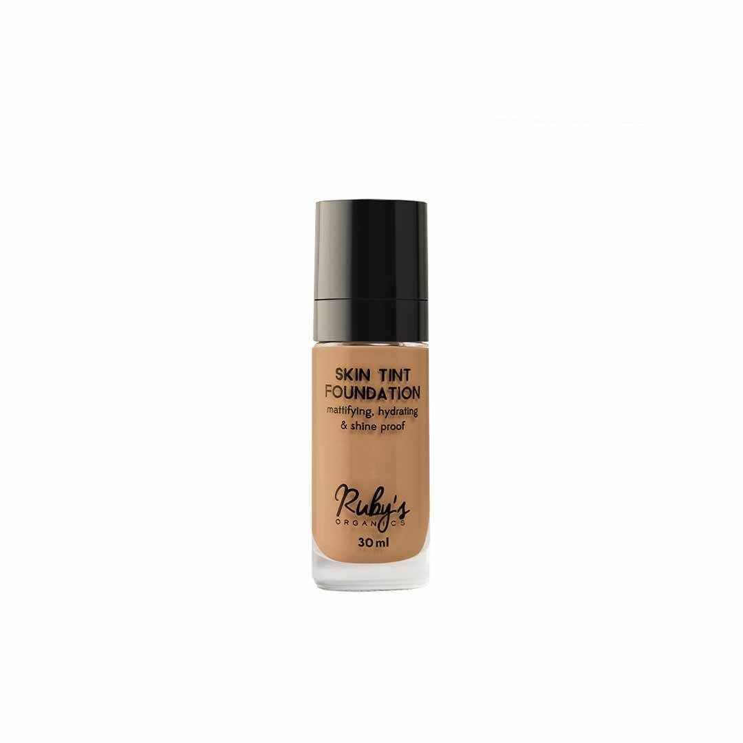Ruby's Organics MD 02.5 Skin Tint Mattifying Foundation, Medium-Deep Skin Tones -1