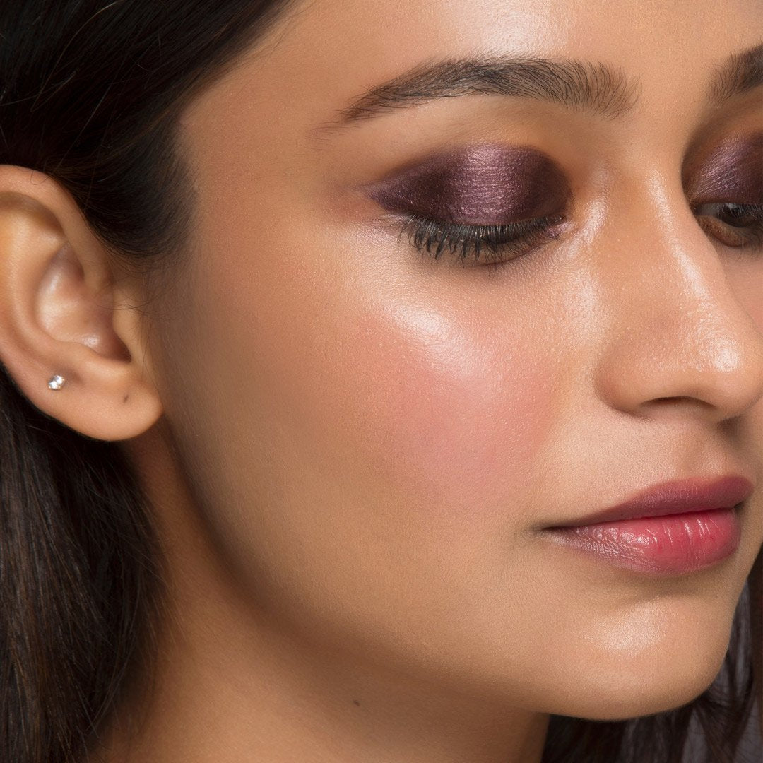 Vanity Wagon | Buy Ruby's Organics Quick Set Liquid Eyeshadows, Amethyst