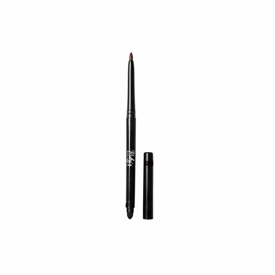 Ruby's Organics Smoked Kohl Eyeliner, Brown -1