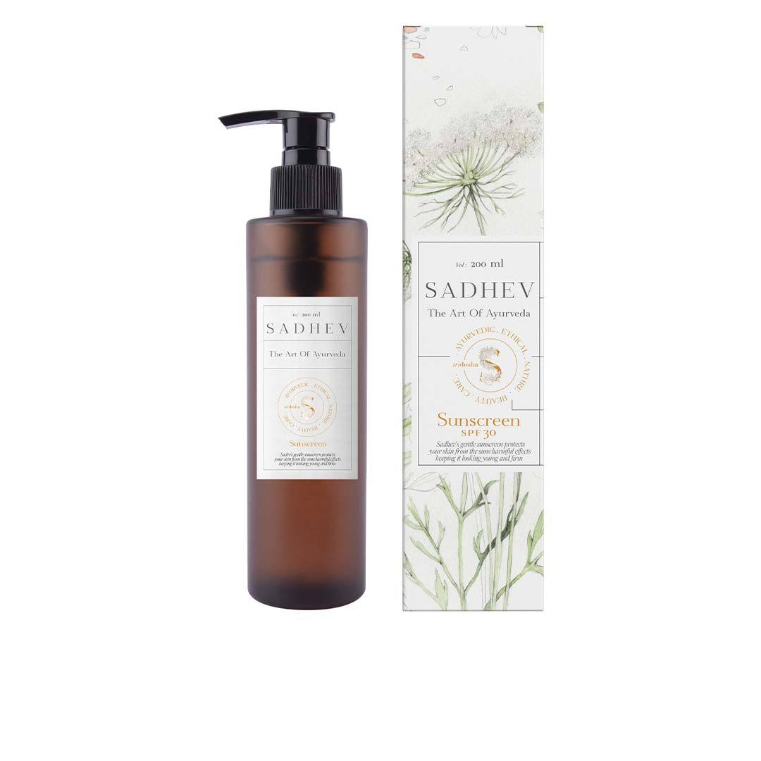 Vanity Wagon | Buy Ayurvedic Sunscreen SPF 30