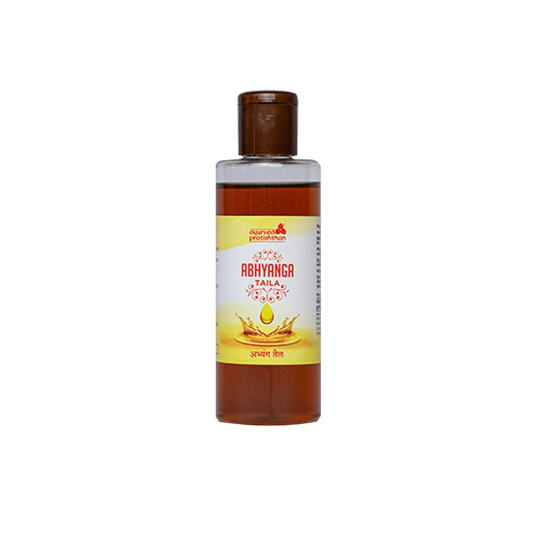 Sandook Abhyanga Taila, Body Massage Oil