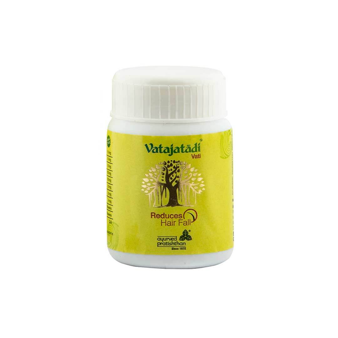 Sandook Vatajatadi Vati, Hair Fall Reducing Tablets, 60 Tablets