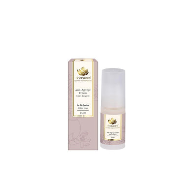 Vanity Wagon | Buy Shankara Anti-Age Eye Cream with Rose and Borage Oil