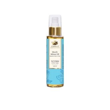Vanity Wagon | Buy Shankara Muscle Release Oil