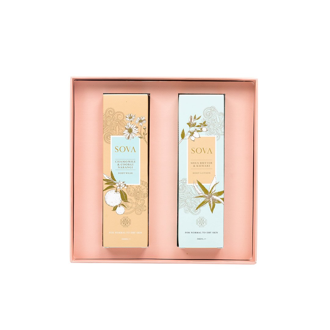 Sova Body Bliss Gift Set
