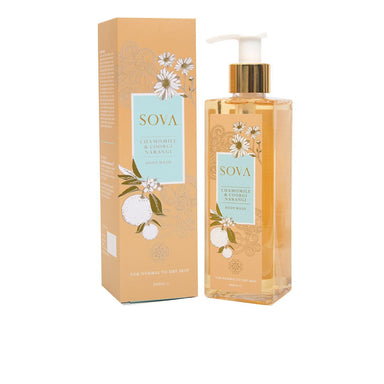 Sova Chamomile and Coorgi Narangi Body Wash