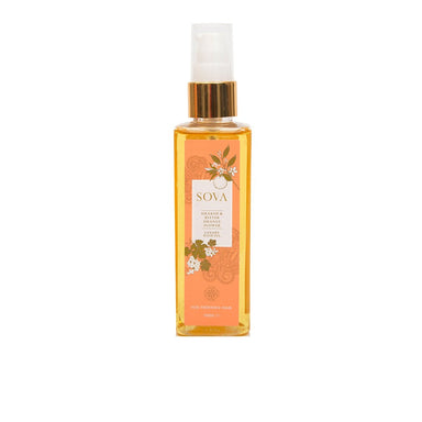 Sova Draksh and Bitter Orange Flower Luxury Hair Oil