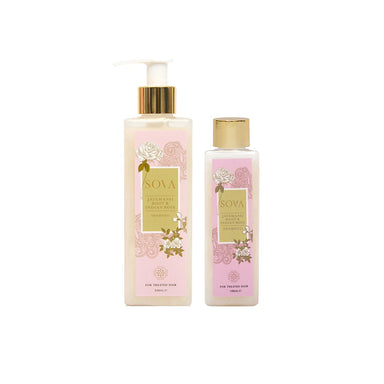 Sova Jatamansi Root and Indian Rose Shampoo
