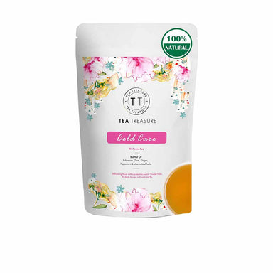 Vanity Wagon | Buy TeaTreasure Cold Care, Wellness Tea