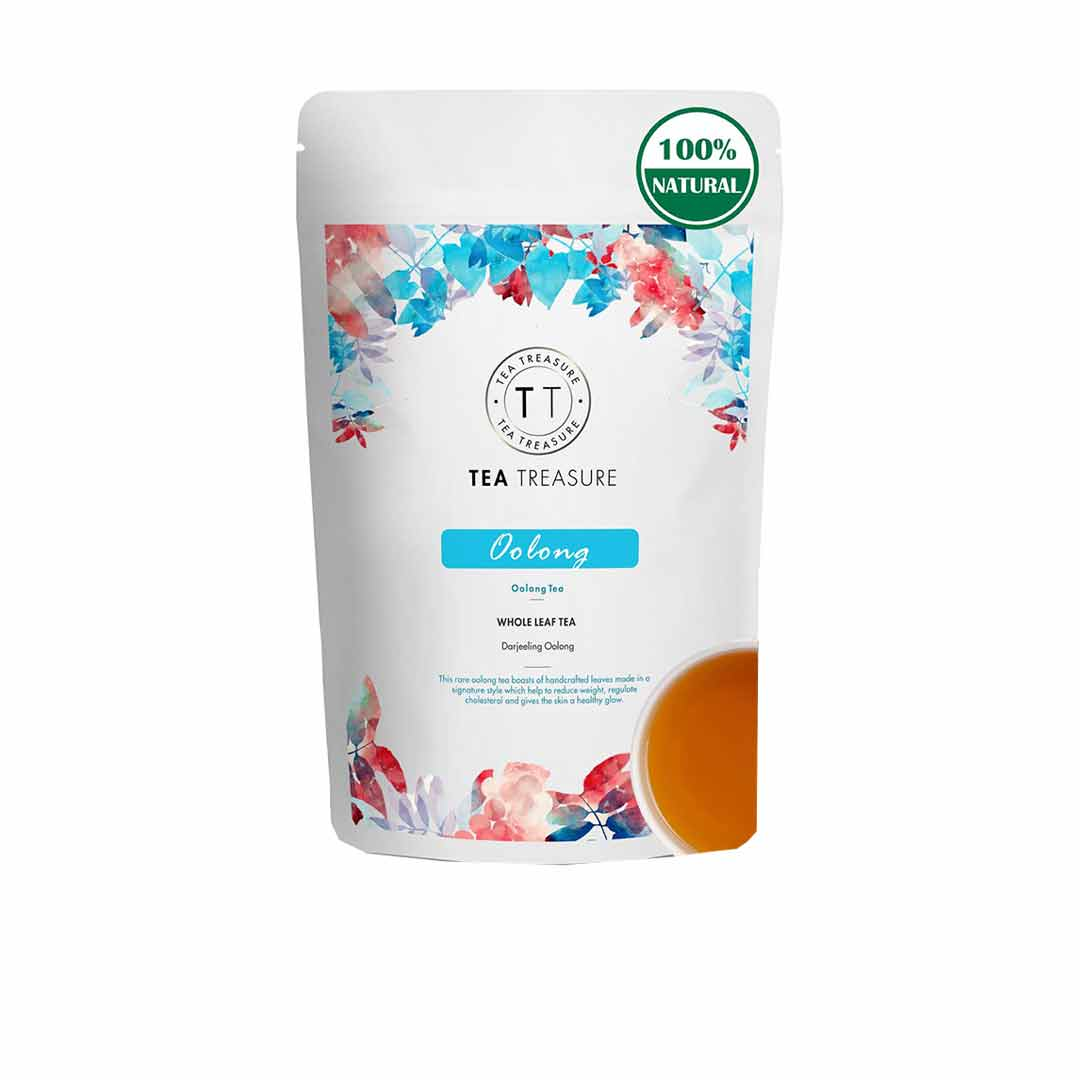 Vanity Wagon | Buy TeaTreasure Darjeeling Oolong Tea