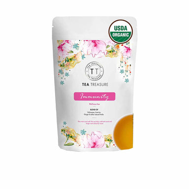 Vanity Wagon | Buy TeaTreasure Immunity, Wellness Tea