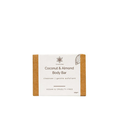 Vanity Wagon | Buy The  Coconut People Coconut & Almond Body Bar